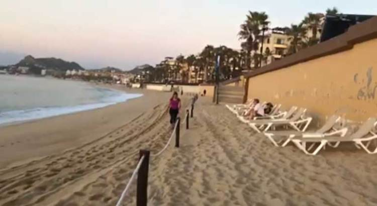 """Sigue Hotel Villas del Palmar """"ganándole"""" metros a la playa"""