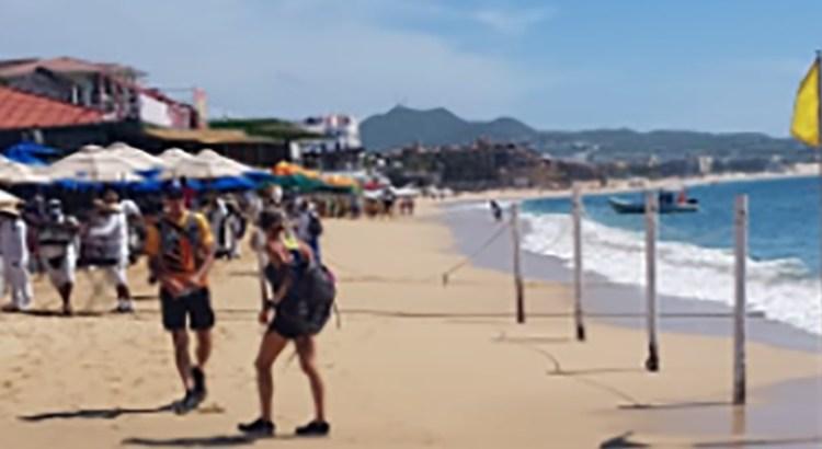 Garantiza Zofemat el libre tráfico en las playas cabeñas
