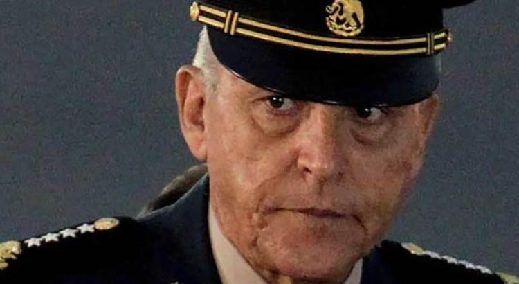 Niega juez la fianza al General Cienfuegos
