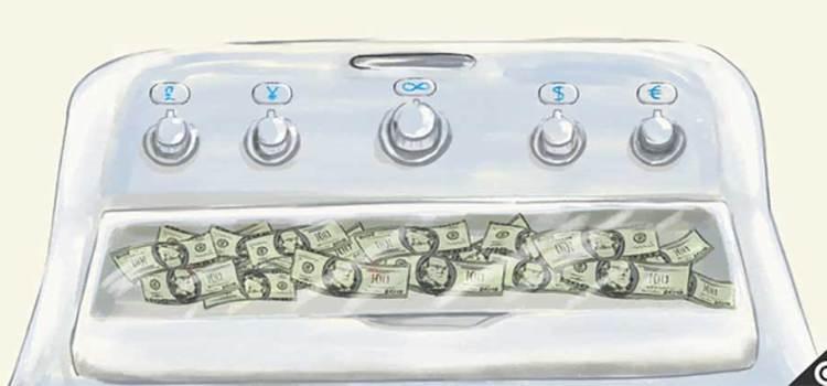 México es una gran lavadora de dinero