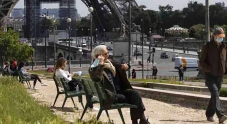 """París """"zona de alerta máxima"""""""