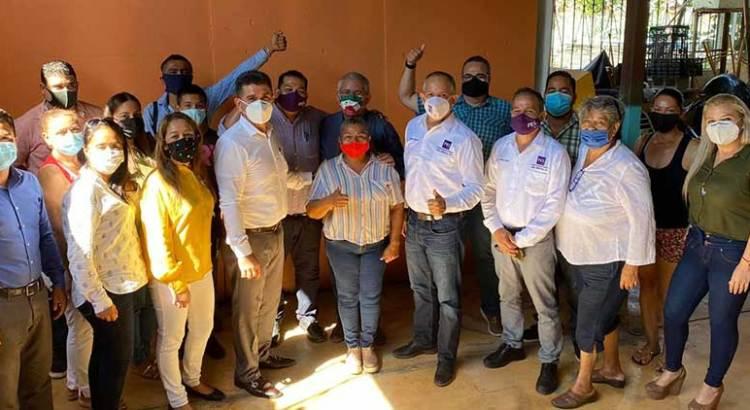 Ex panistas y ex petistas al PES Los Cabos