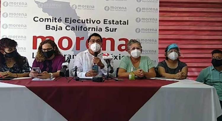 Regresa Alberto Rentería a dirigir Morena