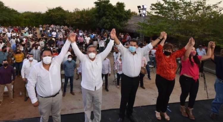 """Firman acuerdo de """"Unidad"""" entre La Paz y Los Cabos"""
