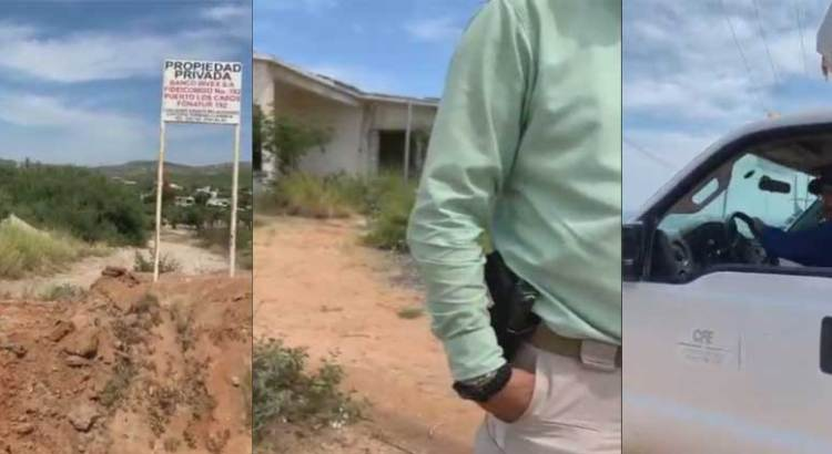 Siguen despojando de accesos públicos a pobladores de La Playa