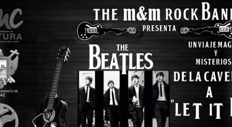 Pasa una tarde con la música de los Beatles