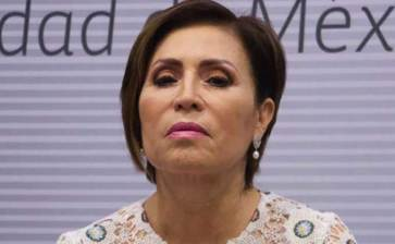 """Quiere Rosario Robles """"colaborar"""""""