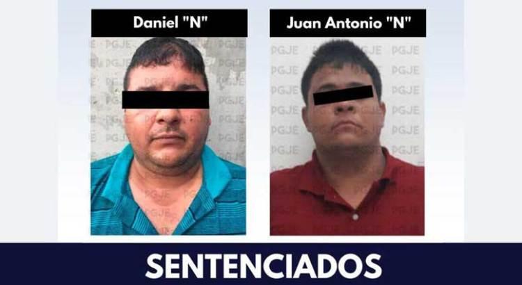 """10 y 15 años de cárcel para """"El Colores"""" y """"El Teoría"""""""