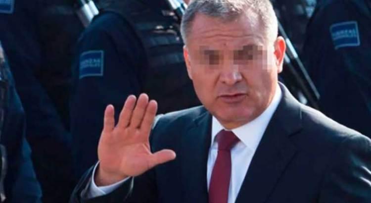 Solicita FGR a EU la extradición de García Luna