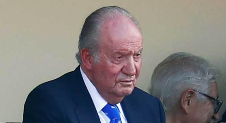 Abren investigación contra el rey Juan Carlos