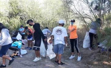 """Buena respuesta a la «Rodada limpiando nuestras playas"""""""