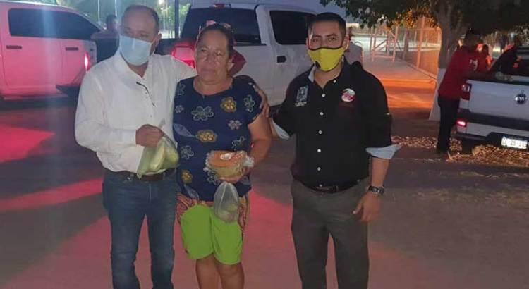 Les dio calabazas a los comundeños el alcalde Valenzuela
