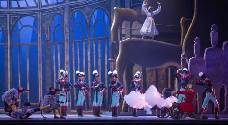Disfruta del ballet El cascanueces