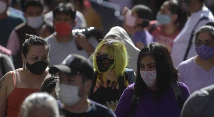 """""""Nunca salió México del primer brote de covid"""""""