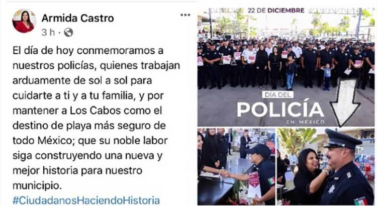 Hasta muertos revive Armida Castro