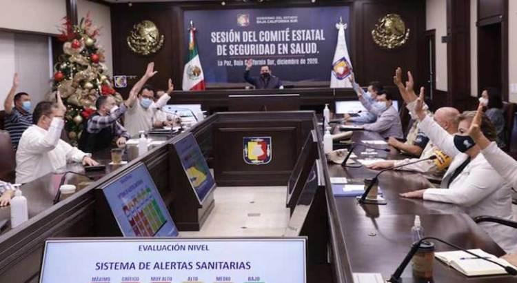 Alerta Comité Estatal de Salud por incremento en casos por Covid-19