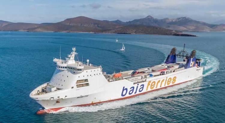 Este viernes comienza a operar la ruta marítima Santa Rosalía – Guaymas