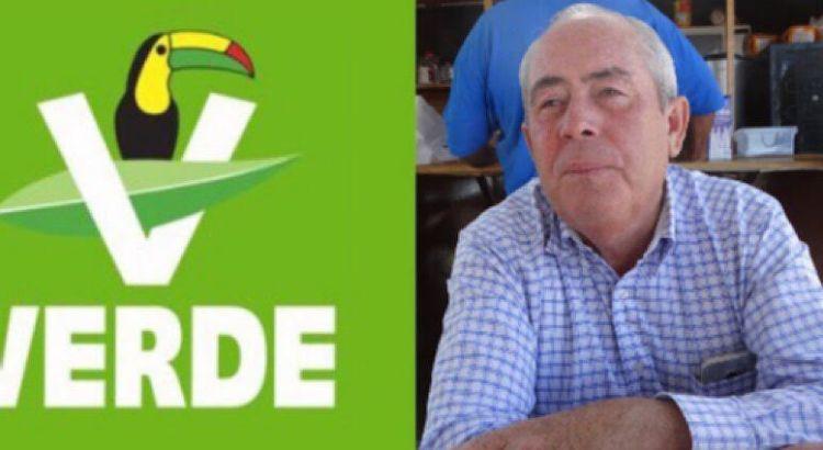 Leonel Cota se pone verde