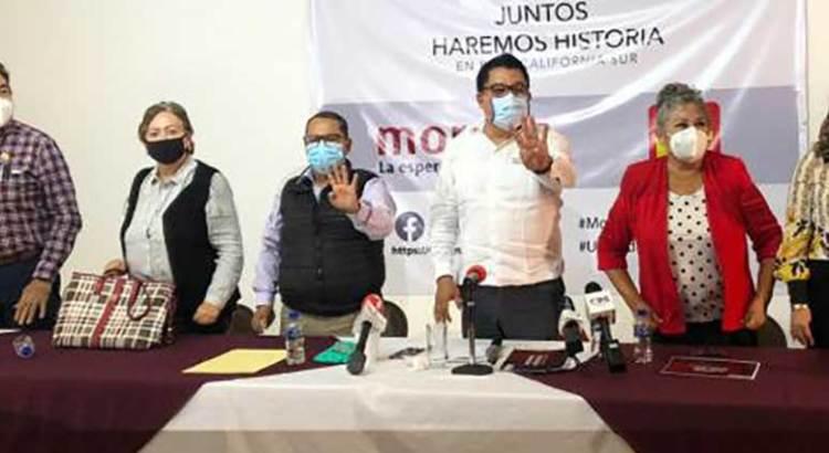 Será un varón el candidato a alcalde de Los Cabos por MORENA-PT