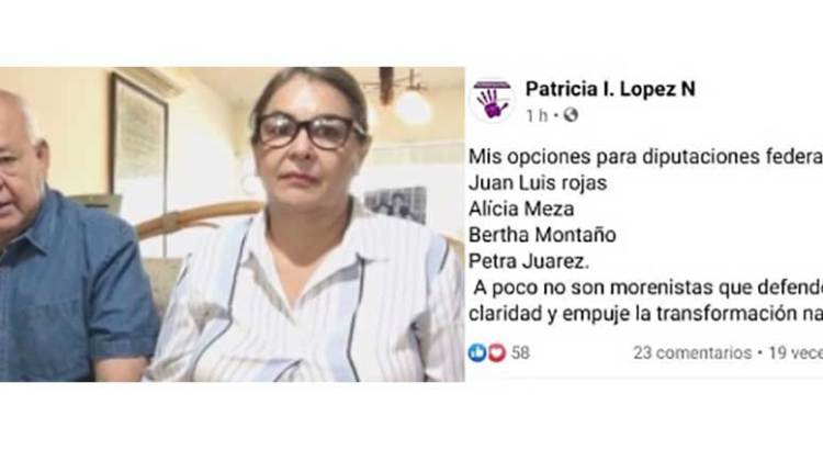 Ya tiene la esposa de Víctor Castro a sus favoritos