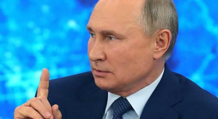 Se otorga Putin fuero vitalicio