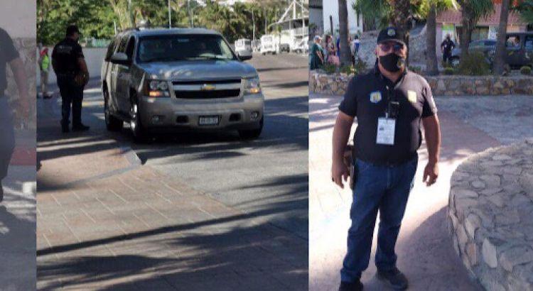 """Denuncian operadores de UBER """"terrorismo"""" de la Dirección del Transporte cabeño"""