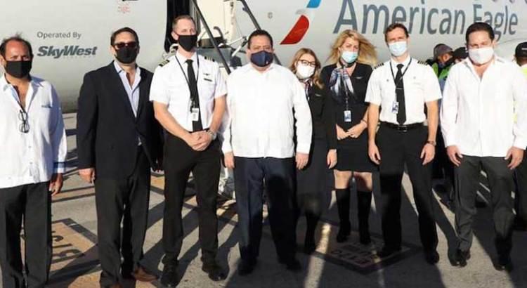 Regresan los vuelos internacionales a La Paz