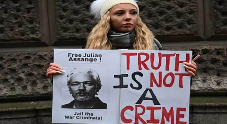 Victoria para Assange