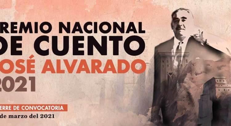 Convocan al Premio Nacional de Cuento José Alvarado