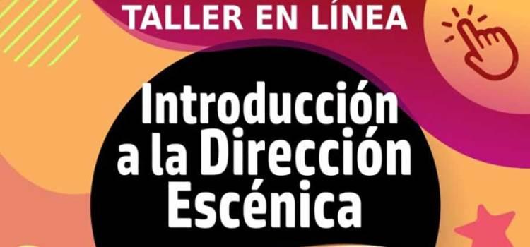 """Invitan al curso """"Introducción a la Dirección Escénica"""""""