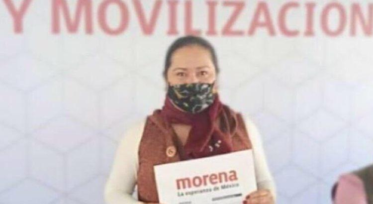 Va Petra Juárez por una diputación federal