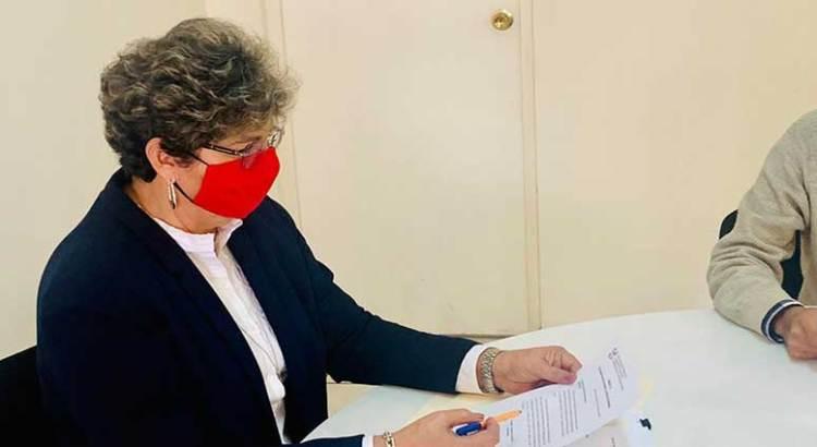 Se registra Tabita Rodríguez en Redes Sociales Progresistas