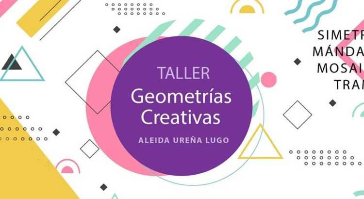Aprende a dibujar simetrías, mandalas, mosaicos y tramas