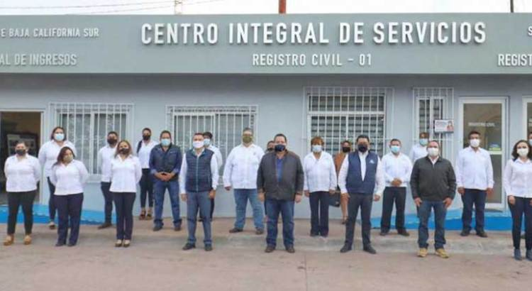 Entrega Gobernador nuevo Centro Integral de Servicios en Loreto