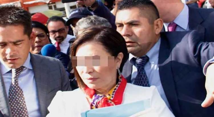 Se arreglará la FGR con Rosario Robles
