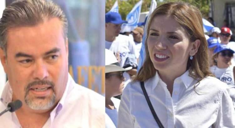 """Puppo y Zatarain, los candidatos de """"Va por México"""" a diputados federales"""