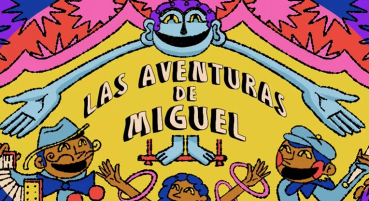 """Disfruta  de """"Las Aventuras de Miguel"""