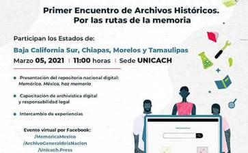 Arranca el Primer Encuentro de Archivos Históricos