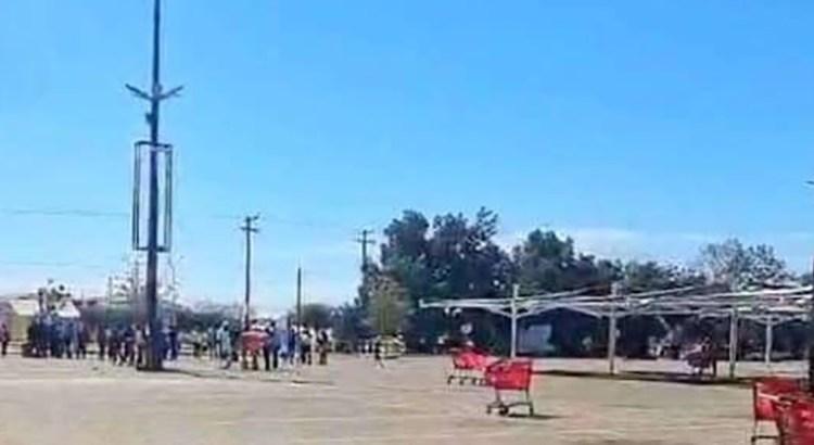 Conato de incendio en Ley Las Garzas