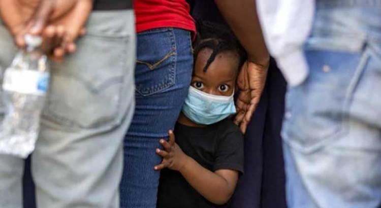 Haití, un país sin vacunas covid