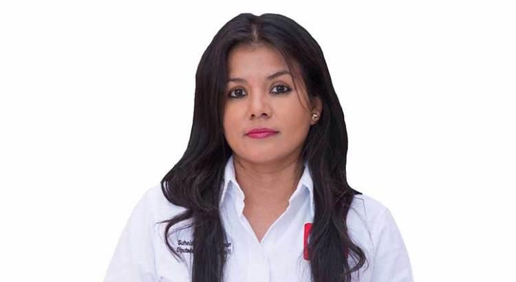 Mi contricante se llama Sánchez–Navarro: Suheidi Díaz