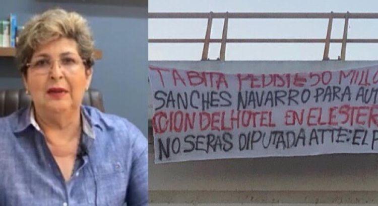 """Denuncia Tabita Rodríguez """"guerra sucia"""" en su contra"""