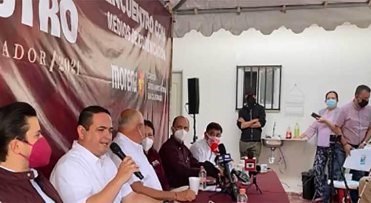 Se suma a Morena el panista José Luis Urías