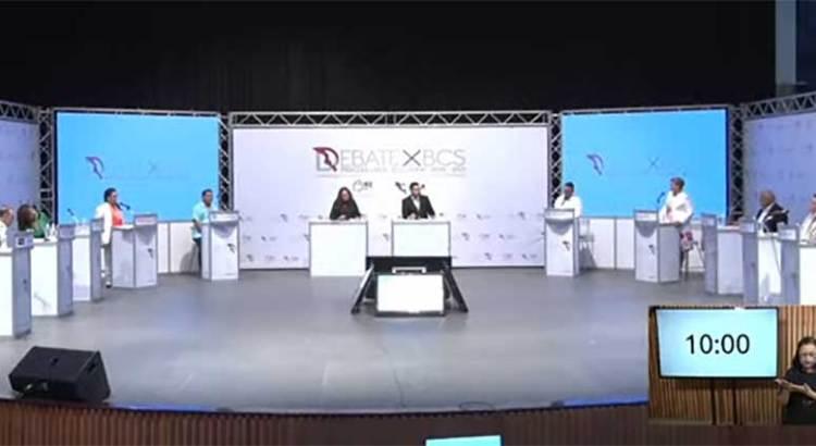 """El debate, una """"vergonzosa muestra de denostaciones"""""""