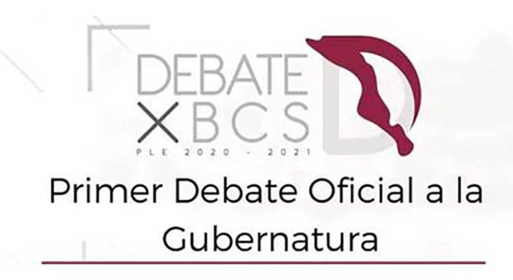 Hoy, el primer debate oficial entre los candidatos a la gubernatura