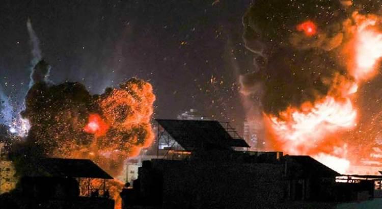 Vive Gaza una pesadilla
