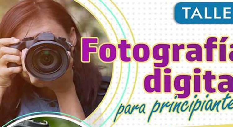 """Apúntate al Taller """"Fotografía Digital"""" para principiantes"""