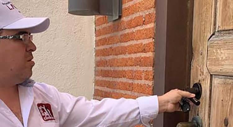 """""""Despojan"""" de la vivienda que rentaba a Alejandro Lage"""