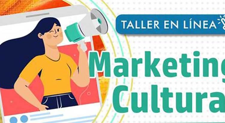 """Invitan a taller de """"Marketing Cultural"""""""