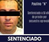 50 años de cárcel para secuestrador de policía